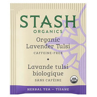 Stash Tea Organic Lavender Tulsi Herbal Tea