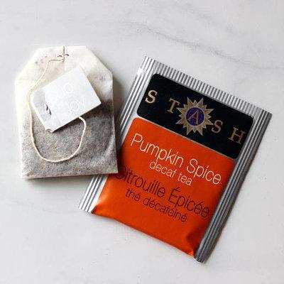 Stash Tea Pumpkin Spice Decaf Tea