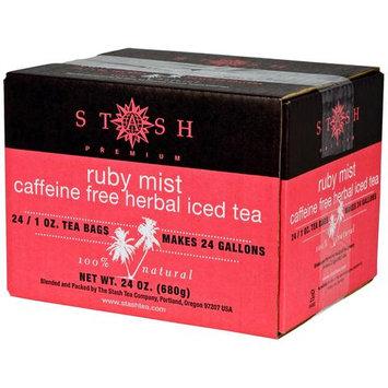 Stash Tea Ruby Mist Herbal Iced Tea