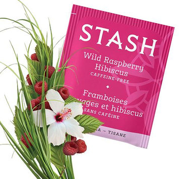 Stash Tea Wild Raspberry Hibiscus Herbal Tea