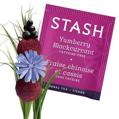 Stash Tea Yumberry Blackcurrant Herbal Tea