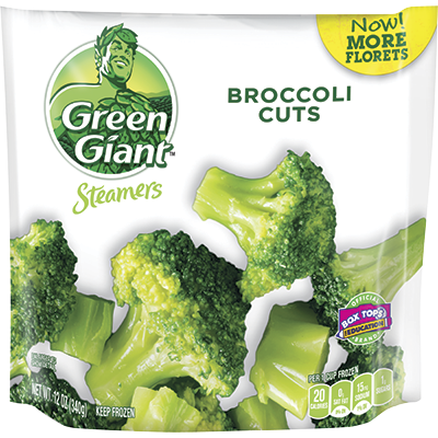 Green Giant® Steamers Broccoli Cuts