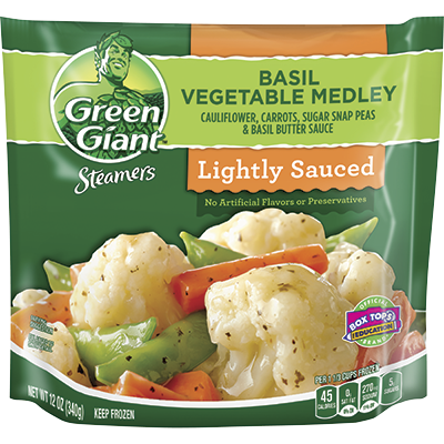 Green Giant® Steamers Basil Vegetable Medley