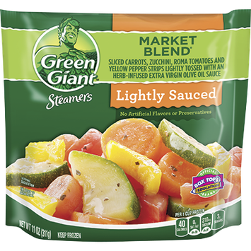 Green Giant® Steamers Market Blend