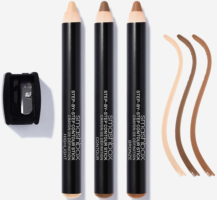 Smashbox Step-by-step Contour Sticks Trio
