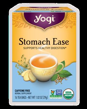 Yogi Tea's Yogi Stomach Ease Tea