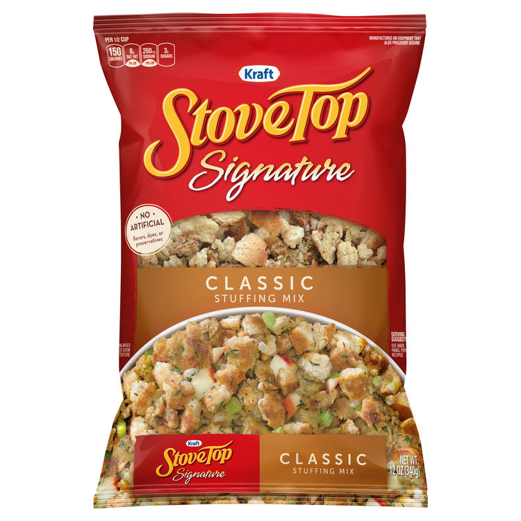 Stove Top Signature Classic Stuffing Mix Reviews