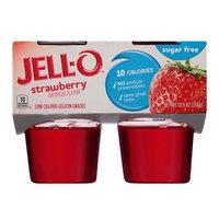 JELL-O Strawberry Low Calorie Gelatin Snacks