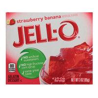 JELL-O Strawberry Banana Gelatin Dessert