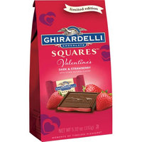 Ghirardelli Valentine's Dark & Strawberry Chocolate Squares