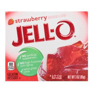 JELL-O Strawberry Gelatin Dessert