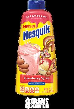 Nesquik® Strawberry Syrup