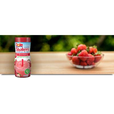 Dole Strawberry Fruit & Yogurt Smoothie Shakers