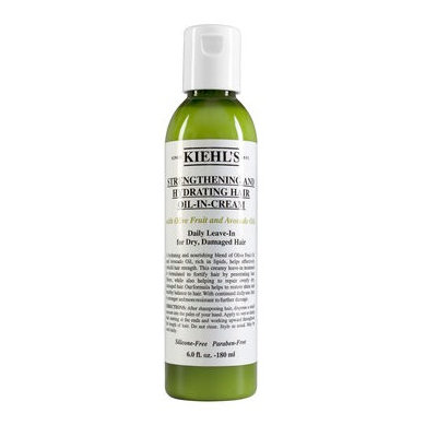 Kiehl's Strengthening and Hydrating Hair Oil-in-Cream
