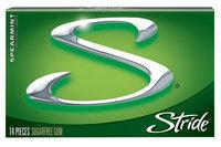Stride Gum Spearmint