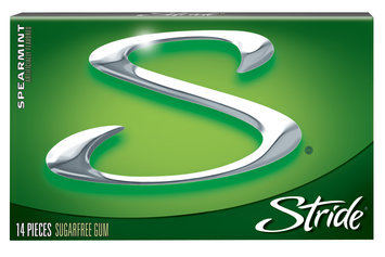 Stride Gum Spearmint