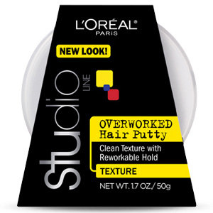L'Oréal Paris Studio Line Overworked Hair Putty