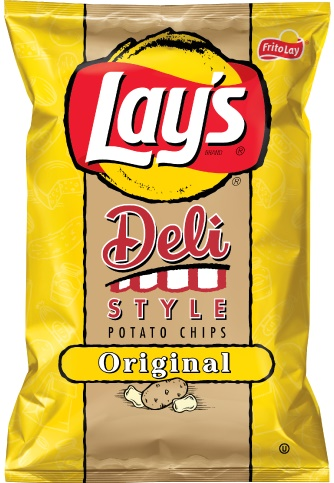 LAY'S® Deli Style Original Potato Chips