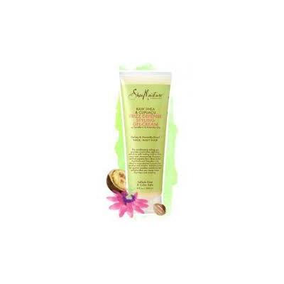 SheaMoisture Raw Shea & Cupuaçu Frizz Defense Styling Gel Cream