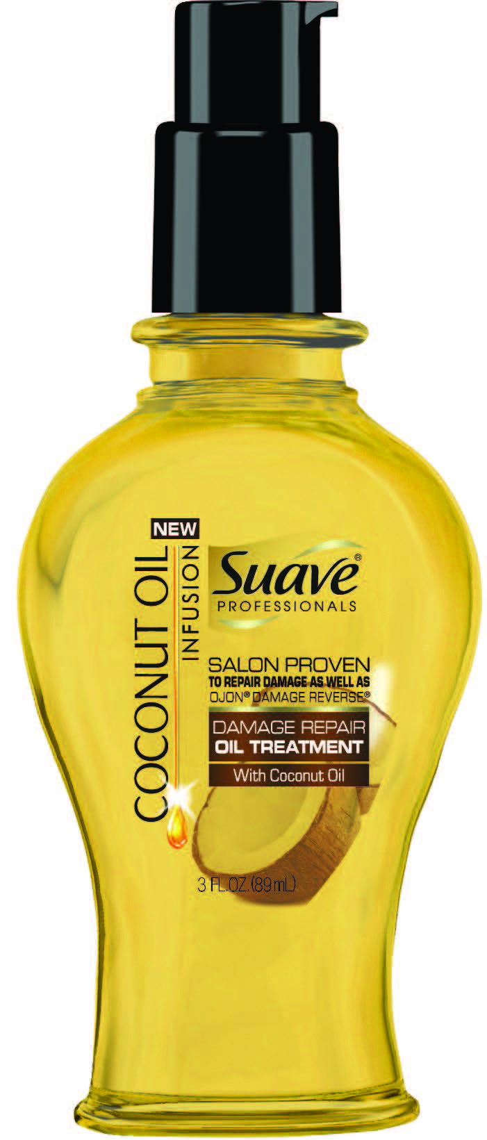 Suave® Professionals® Coconut Oil Infusion Damage Repair Oil Treatment