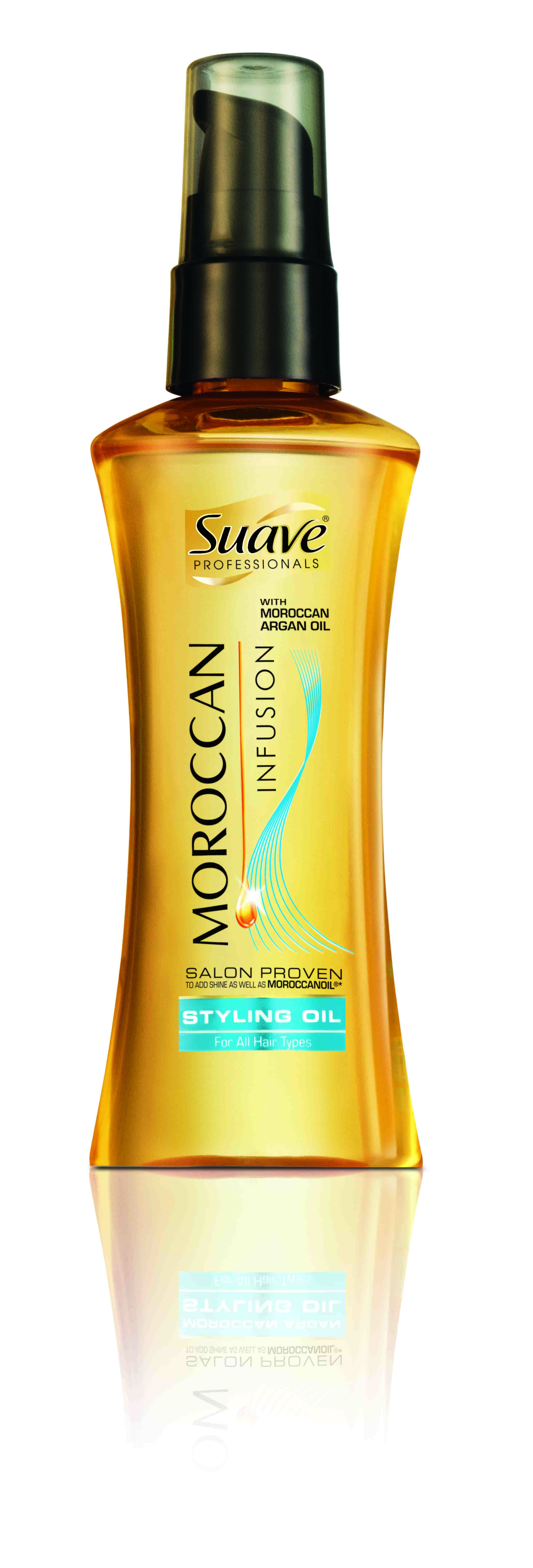 Suave Professionals® Moroccan Infusion Styling Oil