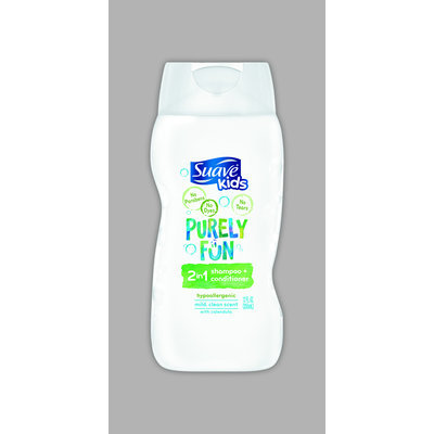 Suave Kids® Purely Fun 2-in-1