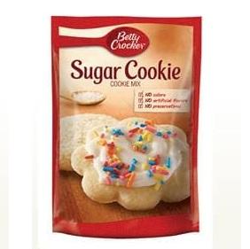 Betty Crocker™ Sugar Cookie Mix