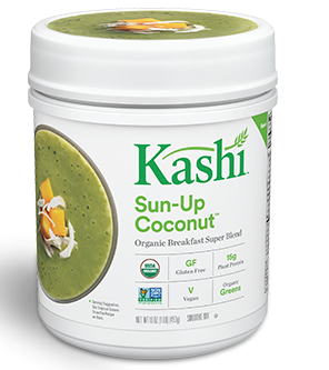 Kashi® Organic Breakfast Super Blends, Sun-up Coconut