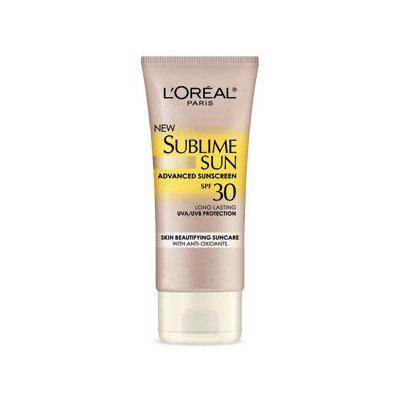L'Oréal Paris Sublime Sun Advanced Sunscreen SPF 30 Lotion