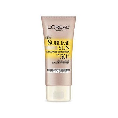 L'Oréal Paris Sublime Sun Advanced Sunscreen SPF 50+ Lotion