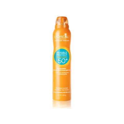 L'Oréal Paris Advanced Suncare Invisible Protect Sheer Spray 50+