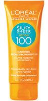 L'Oréal Paris Advanced Suncare Silky Sheer Lotion SPF 100