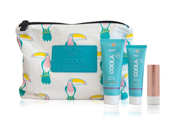 COOLA Limited Edition COOLA x ALOHA SPF Travel Kit