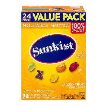 Sunkist Fruit Flavored Snacks
