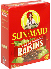 Sun Maid Raisins Natural California