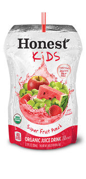 Honest Kids Organic Super Fruit Punch Juice