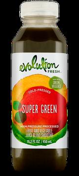 Evolution Fresh™ Super Green® Fruit Puree and Juice Blend Smoothie