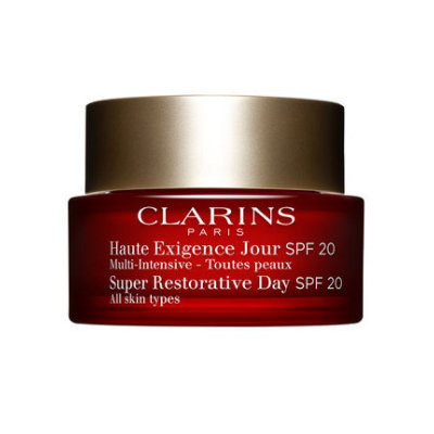 Clarins SPF 20 Super Restorative Day Cream