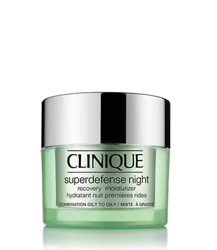 Clinique Superdefense™ Night Recovery Moisturizer For Combination Oily To Oily