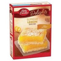Betty Crocker™ Supreme Lemon Brownie Mix