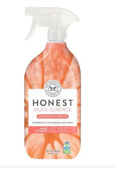 The Honest Co. Grapefruit Grove Multi Surface Cleaner