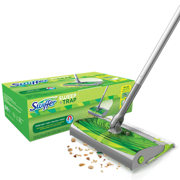 Swiffer® Sweep & Trap™ Kit