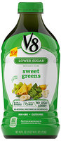 V8® Sweet Greens Fruit & Vegetable Blend