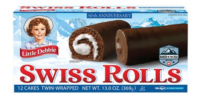 Little Debbie Swiss Cake Rolls