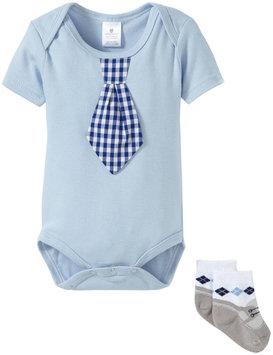 Baby Aspen Bodysuit & Sock Gift Set - Little Man - 2 pc - 1 ct.