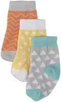 Baby Aspen Socks Gift Set - My Forest Friends - 3 pc - 1 ct.