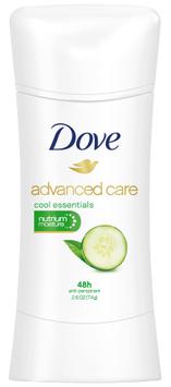 Dove Advanced Care Cool Essentials Antiperspirant