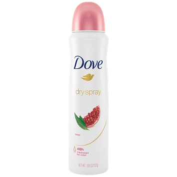 Dove Revive Dry Spray Antiperspirant