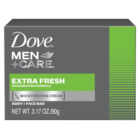 Dove Men+Care Extra Fresh Body and Face Bar