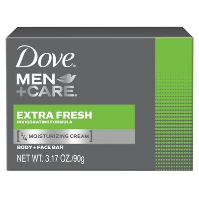 Dove Men+Care Extra Fresh Body And Face Bar